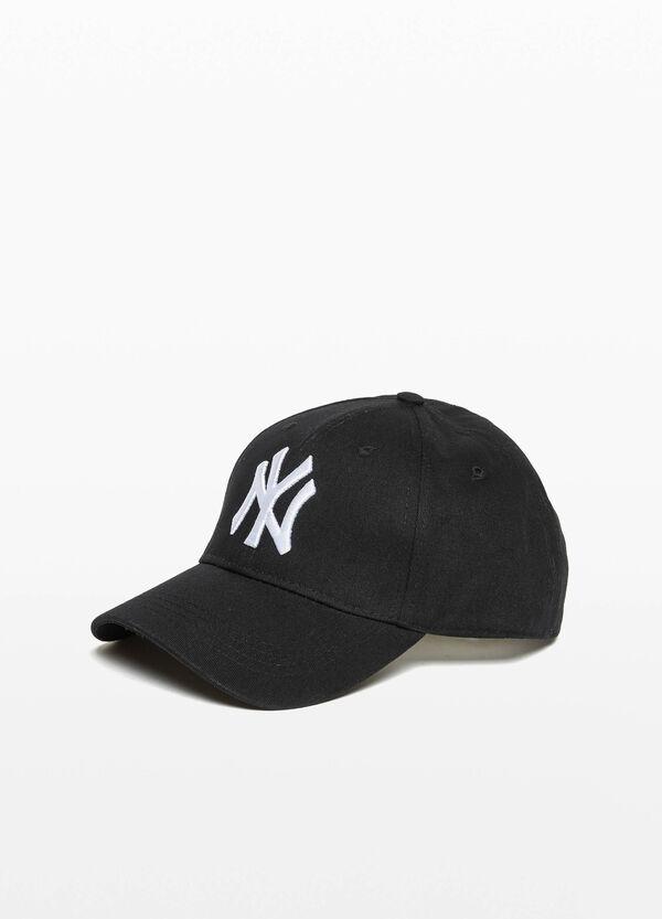 Baseball-Cap Stickerei NY