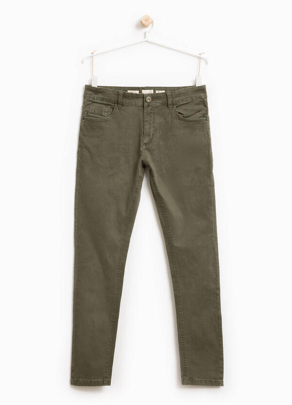 Chino-Hose aus Baumwollstretch | OVS