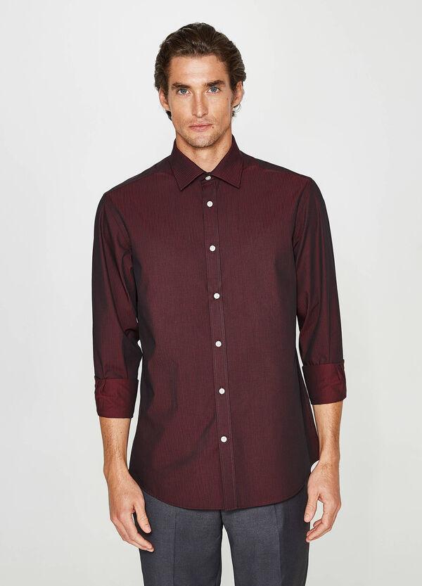 Formales Hemd Regular Fit Baumwolle Streifen | OVS