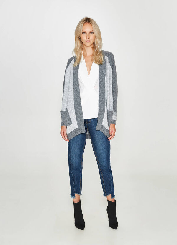 Cardigan Stretch mit Profil | OVS
