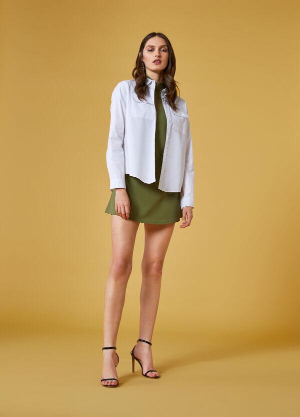 Kurzes T-Shirt-Kleid K+K for OVS