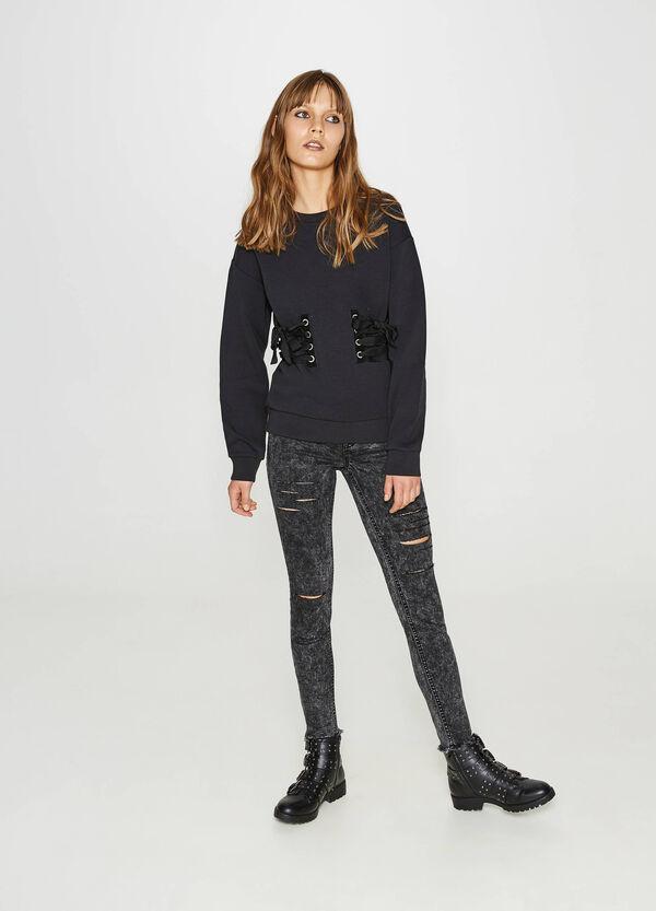 Jeans Ankle Fit Effekt-Färbung | OVS