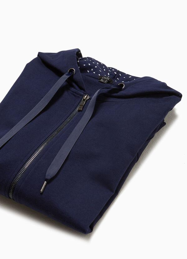 Sweatshirt reine Baumwolle Smart Basic