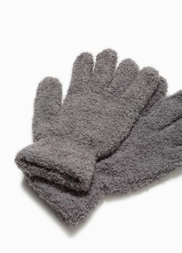 Handschuhe aus Teddy-Stretch | OVS