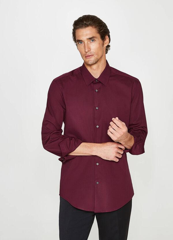 Formales Hemd Slim Fit aus Baumwollstretch | OVS