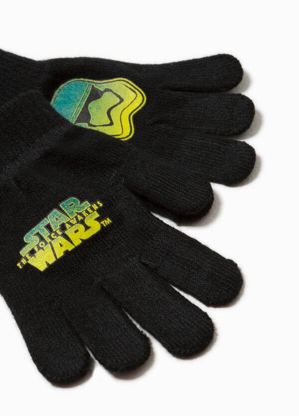 Handschuhe Trikot Aufdruck Star Wars | OVS