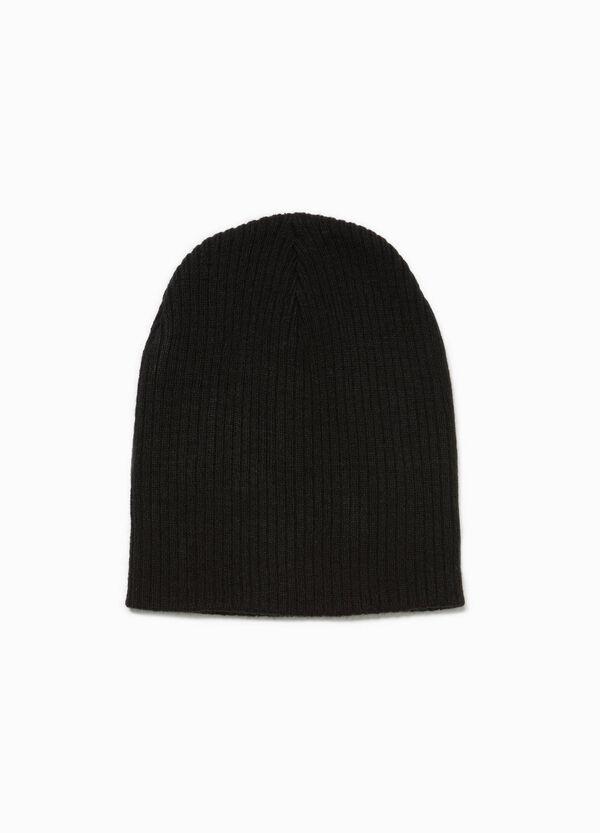 Mütze mit Feinripp | OVS