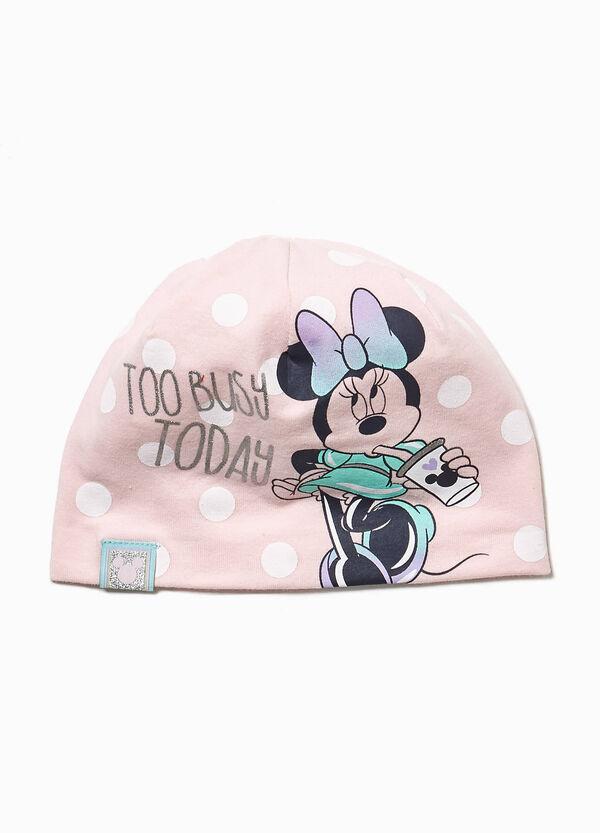Mütze Minnie mit Tupfen
