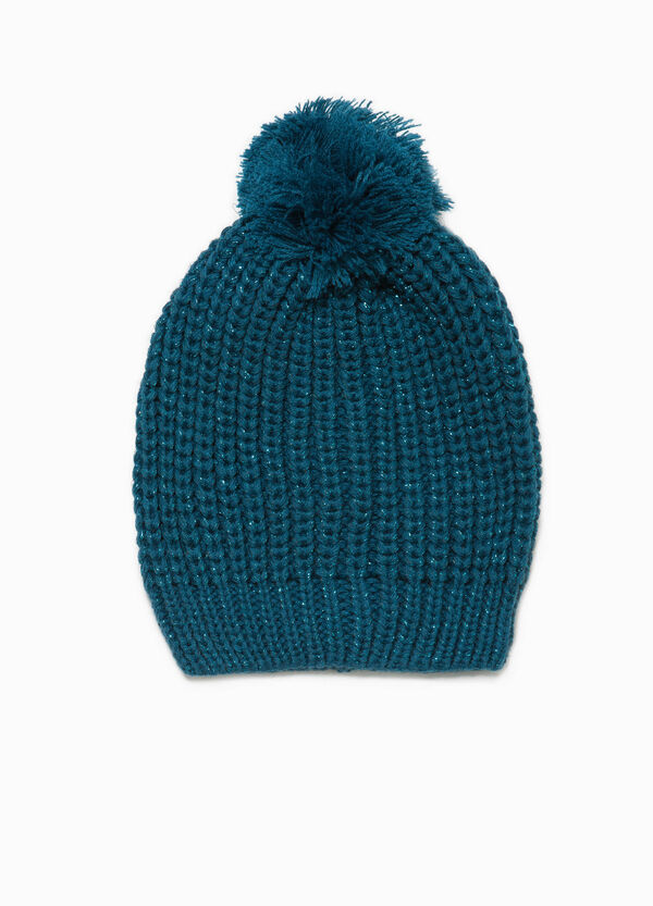 Mütze Trikot mit Bommel | OVS