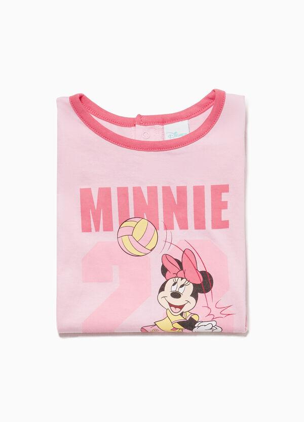Strampler Maxi-Aufdruck Minnie