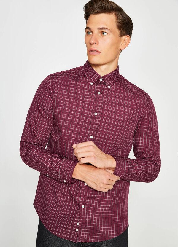 Lässiges Hemd Regular Fit mit Karos | OVS