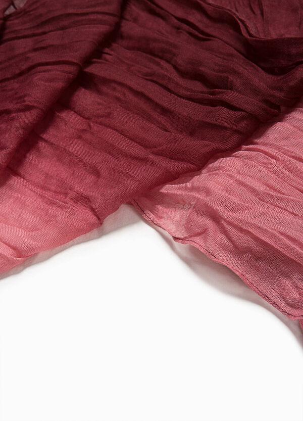 Schal Dégradé Knitter-Look | OVS