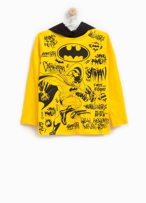 T-Shirt aus Baumwolle Maxi-Aufdruck Batman | OVS