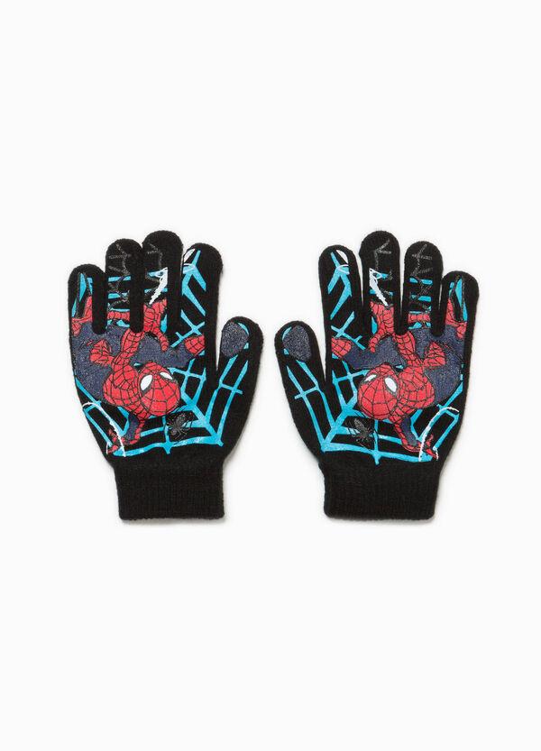 Handschuhe Maxi-Aufdruck Spiderman | OVS