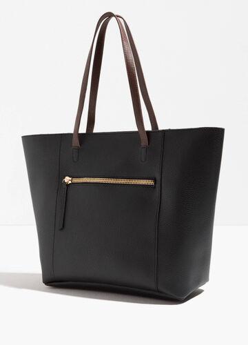 Shopping Bag Hammerschlag-Effekt