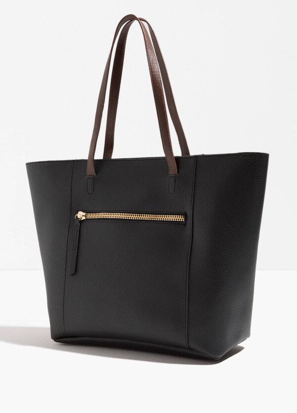 Shopping Bag Hammerschlag-Effekt | OVS