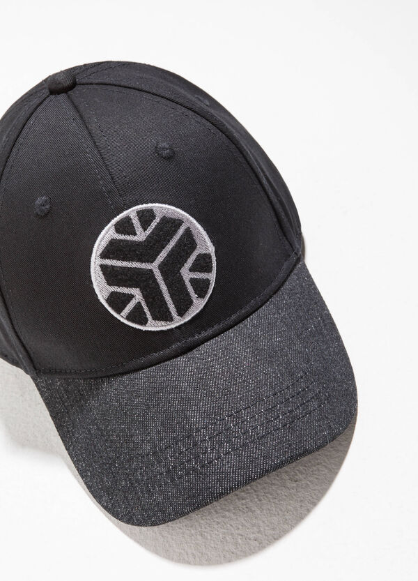 Baseball-Cap mit Patch | OVS