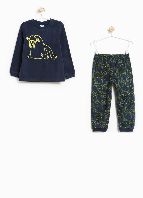 Pyjama Aufdruck und Muster Walross | OVS