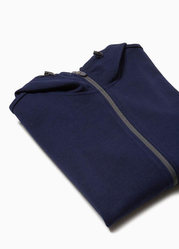 Sweatshirt mit Kapuze Smart Basic