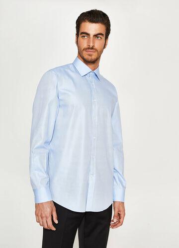 Formales Hemd Regular Fit reine Baumwolle
