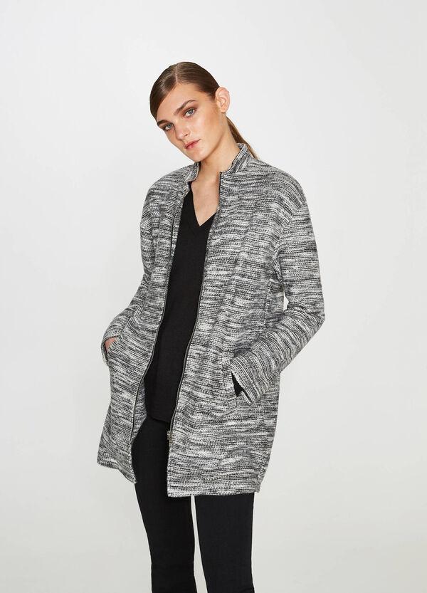 Mantel aus meliertem Baumwoll-Mix | OVS