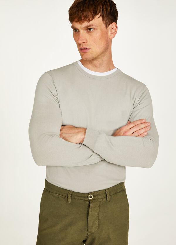 Pullover aus reiner Baumwolle Rumford