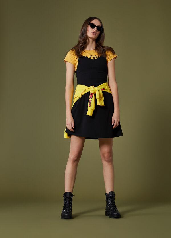 Ärmelloses Kleid Woven K+K for OVS