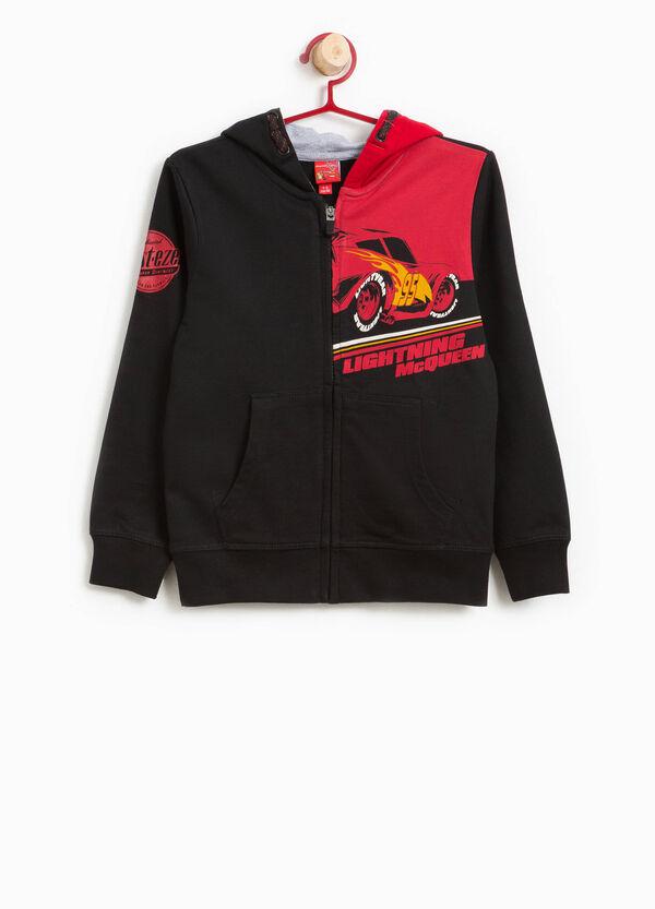 Sweatshirt aus reiner Baumwolle Aufdruck Cars | OVS