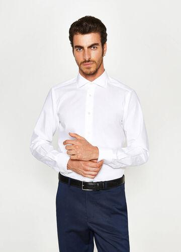Formales Hemd Slim Fit französisch