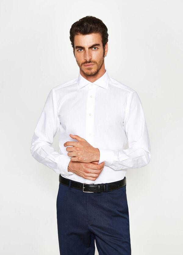 Formales Hemd Slim Fit französisch | OVS