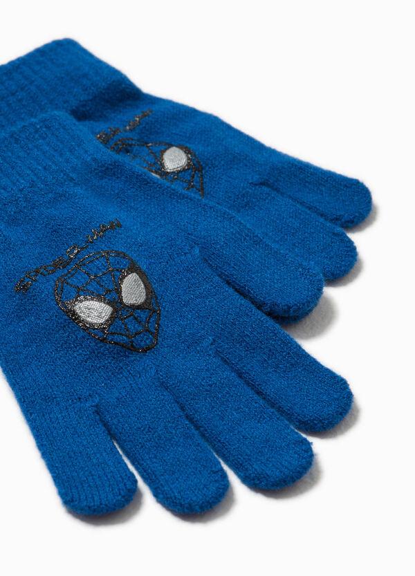 Handschuhe Trikot Aufdruck Spiderman | OVS
