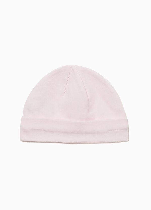 Mütze aus Interlock