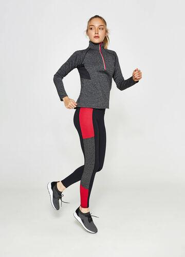 Sweatshirt Stretch OVS Active Sport Training