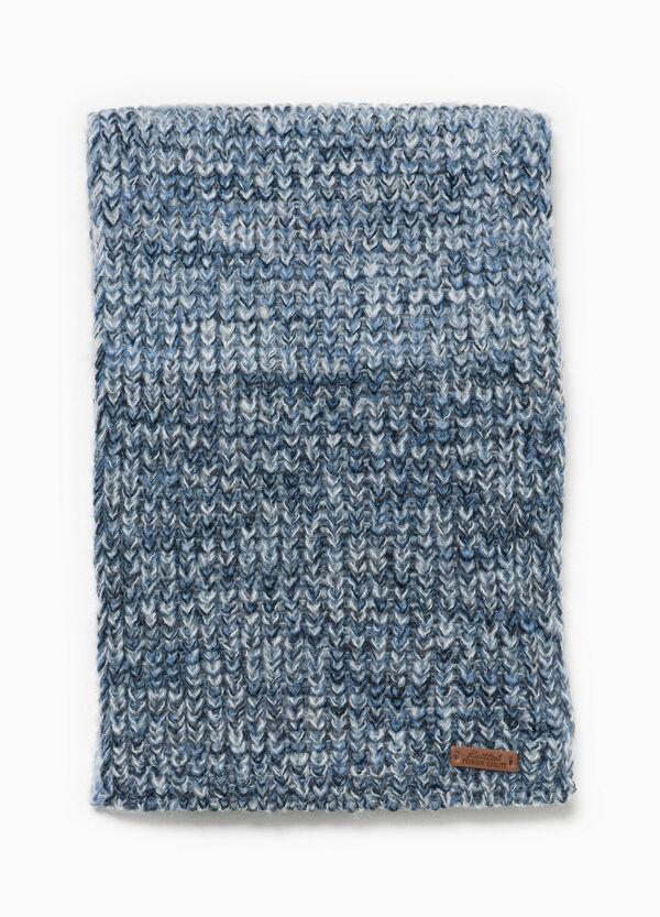 Schal aus Alpaka-Wolle Trikot | OVS