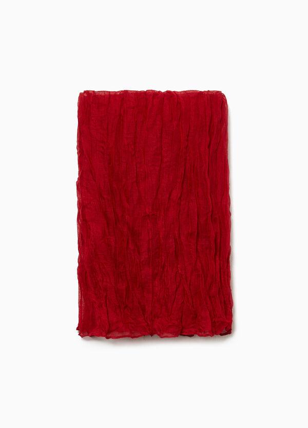 Schal Knitter-Look