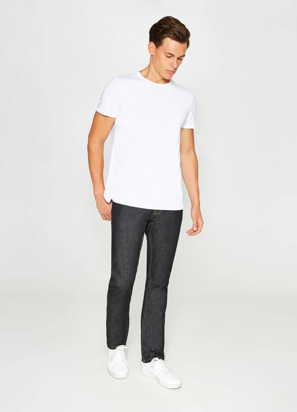Jeans Regular Fit fünf Taschen | OVS
