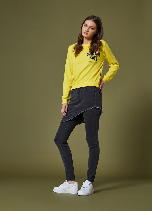 Sweatshirt mit Aufdruck K+K for OVS
