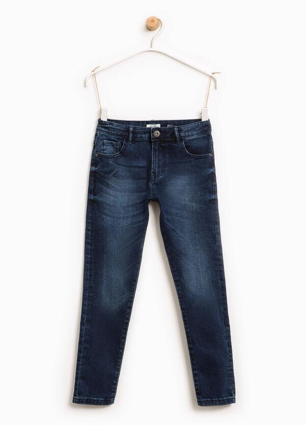 Stretch-Jeans Used-Effekt Whiskering | OVS