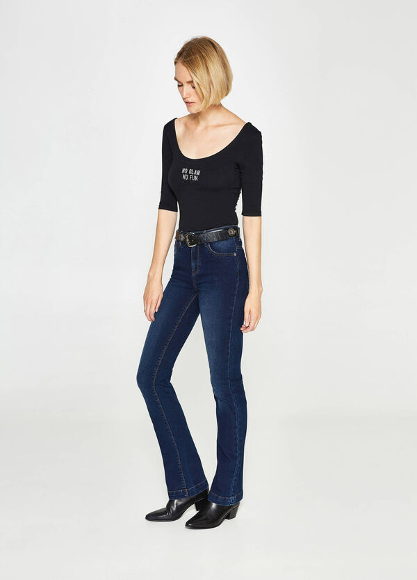 Stretch-Jeans Bootcut Fit | OVS