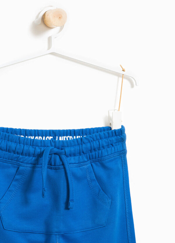 Jogginghose Baumwolle mit Bauchtasche | OVS