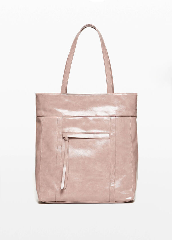 Shopping-Tasche Glanzoptik