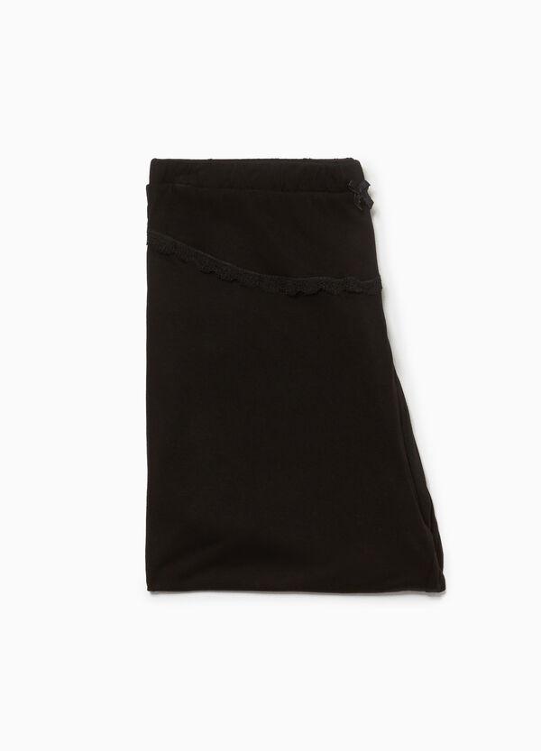 Pyjama-Hose aus reiner Viskose