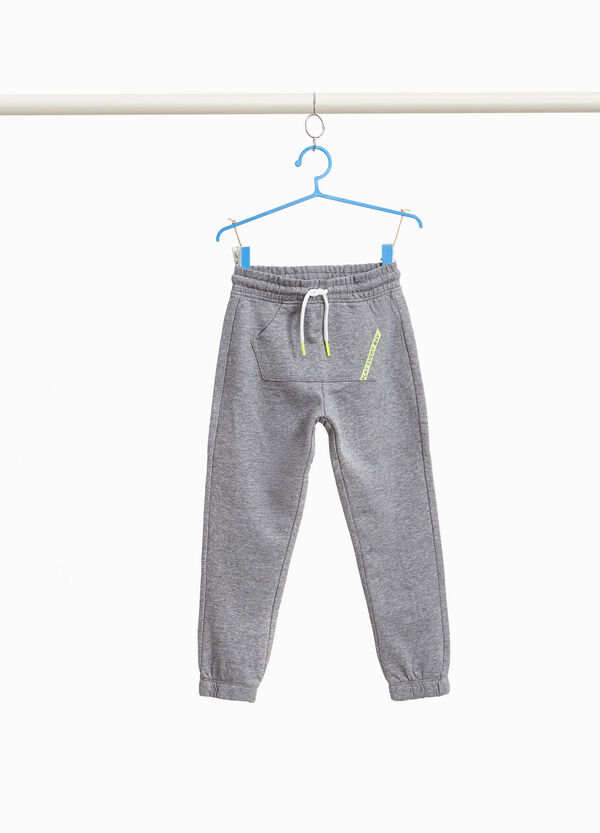 Pyjamahose aus Baumwolle und Viskose