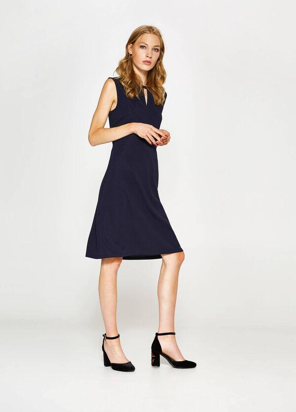 Ärmelloses Stretch-Kleid   OVS