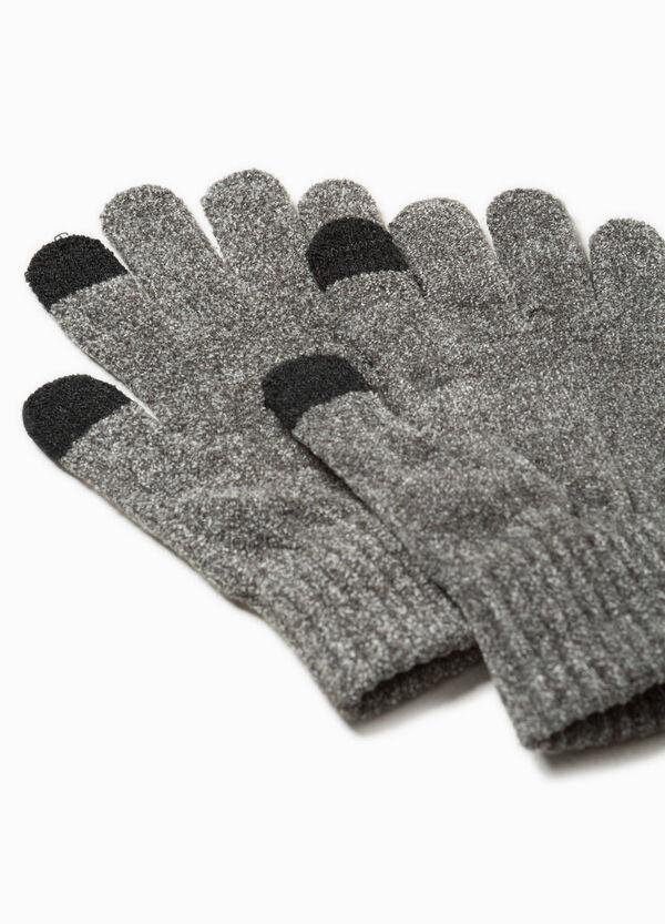 Einfarbige Handschuhe | OVS