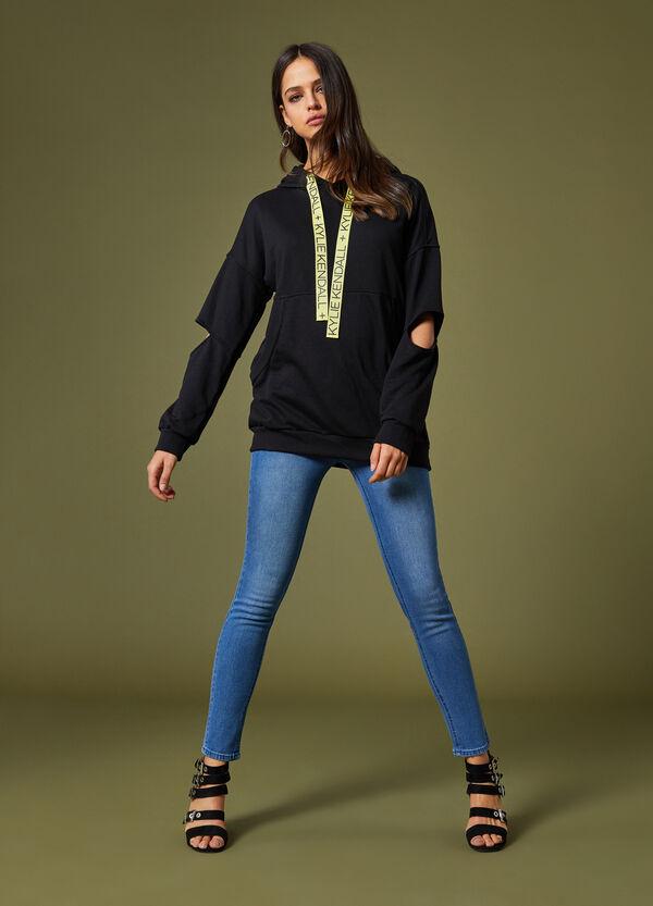 Sweatshirt Lettering K+K for OVS